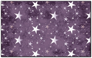 Star Background Surface Texture