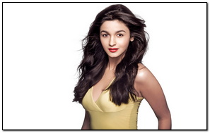 Nữ diễn viên Bollywood Alia Bhatt Wide