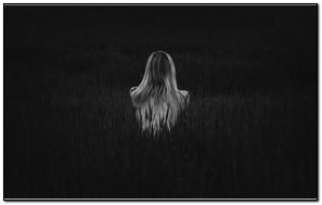 Black & White Girl