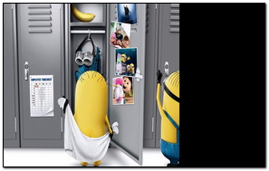 Habitación Minion Dress