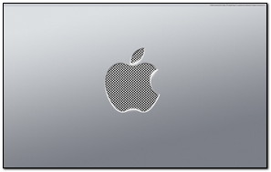 Apple Logo Steel