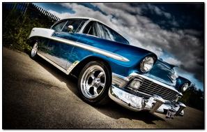 Classic vintage Cars