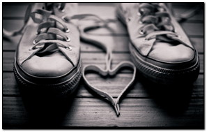 Converse Sneakers Love