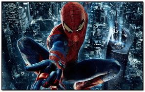 Amazing Spider Man Wide