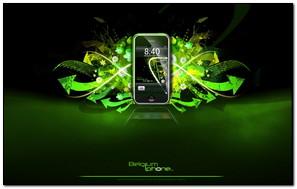 Green Belgium IPhone