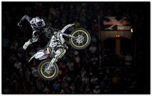 Flying Motocross