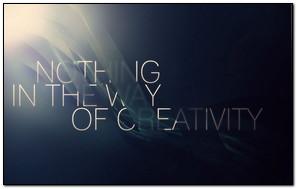Không có gì trong cách sáng tạo