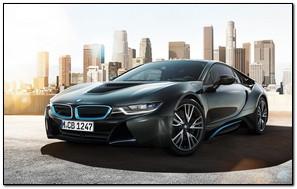 Luxury Black BMW