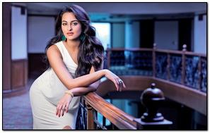 Actriz Sonakshi Sinha