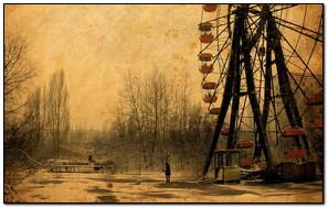 Bánh xe Ferris Pripyat