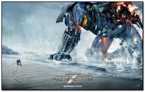 Pacific Rim Official Wallpaper 2