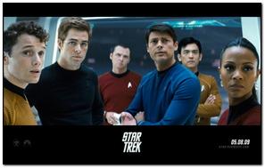 Equipo de Star Trek
