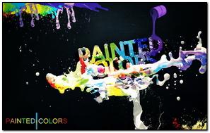 Malowane kolory
