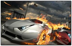 डिस्ट्रक्टिव्ह कार रेस