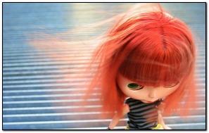 Toy Red Head