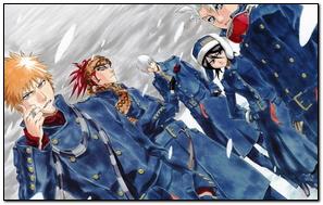 Bleach Soldiers