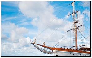 Corabie Pe Mare