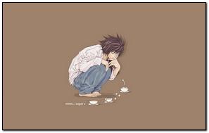 Death Note Ryuzaki