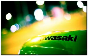Kawasaki Badge