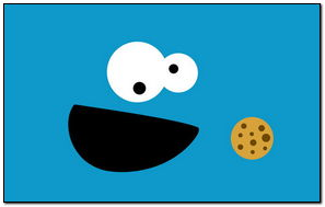 Simple Cookie Monster
