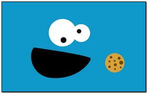 Simple Cookie Monster