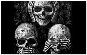 3 Skull
