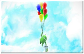 Android Balloon