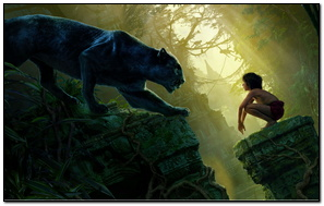 Black Panther The Jungle Book