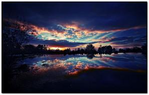 Nature Wallpaper Sunset