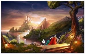 Trine 2 Tiêu đề về Lâu đài