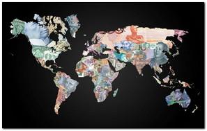 Mapa pieniędzy