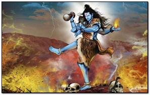 Shiva mạnh mẽ