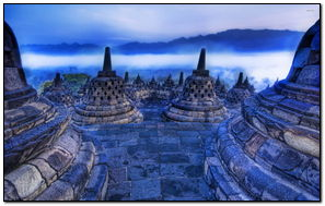 Old Borobudur Temple