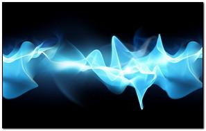Cosmic Flow Blue