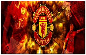 Wonderful Background Of Manchester United