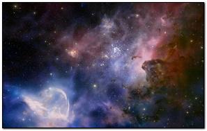 Carina Nebula Hidden Universe