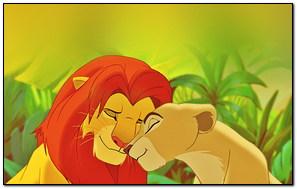 Sư tử sư tử tình yêu