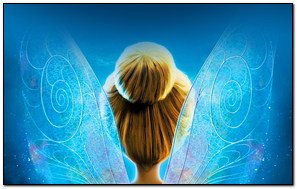 Tinkerbell Back Wing