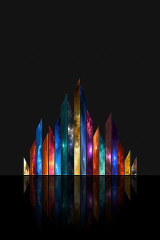 Coloured-Blades*