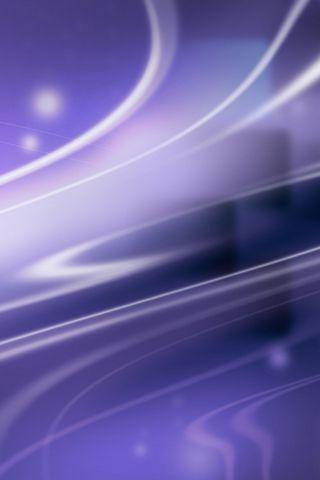 Gaussian Purple