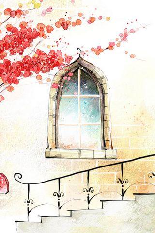 Pintura de janela