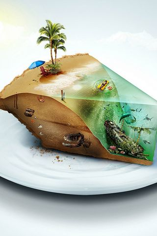 Slide Of Paradise