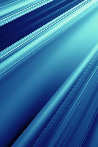 Niebieskie promienie