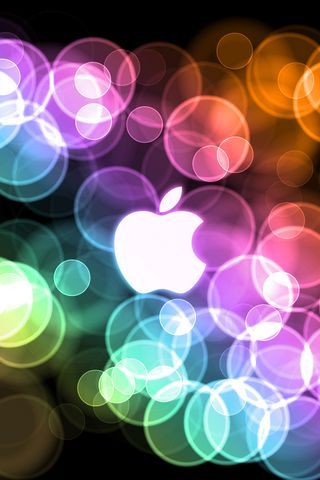 Bubbles Apple
