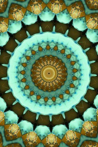 Circular Floral