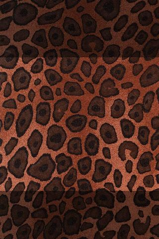 Cheetah Print - Lock Screen - IP4