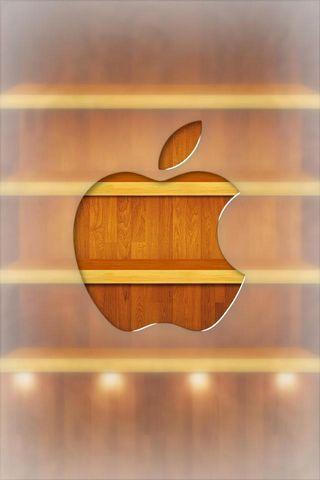 Shelf Apple