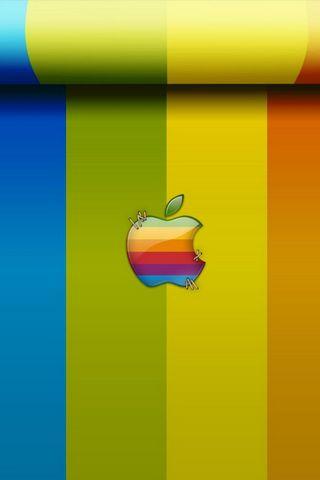 Plakat Apple
