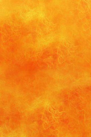 Orange-Flames
