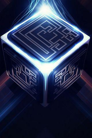 Cube Maze 3d